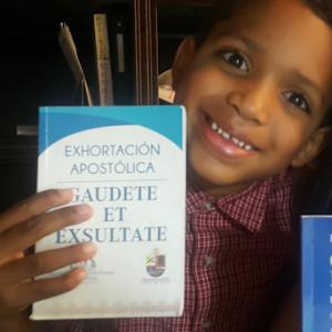 Un reto de lectura que inicio con Mamá